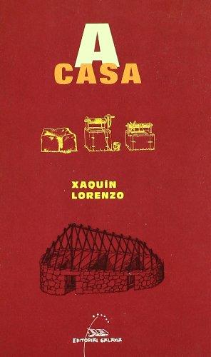9788471544049: A casa (Biblioteca basica da cultura galega)