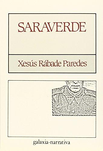 9788471545824: Saraverde (Galaxia narrativa)
