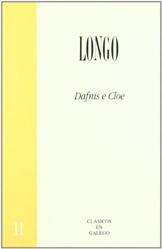 9788471549334: Dafnis e Cloe (Clásicos en galego)