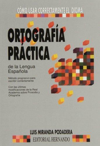 9788471553515: Ortografia practica de la lengua española