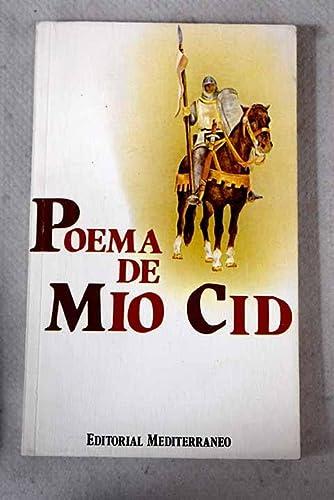 9788471561930: Poema de mio Cid