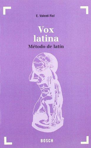 9788471623270: Vox Latina - Metodo de Latin (Spanish Edition)