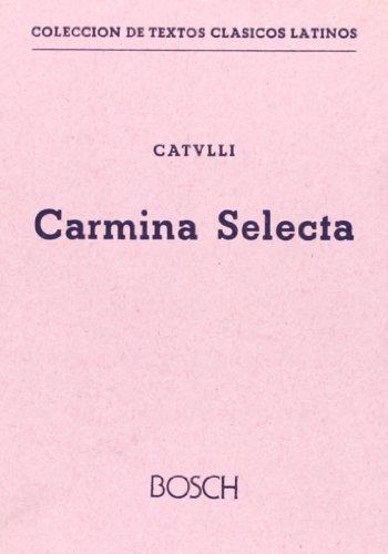 9788471623980: Carmina Selecta