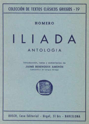 Ilíada (Antología) - Homero