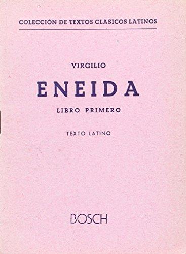 9788471625502: Eneida, I: Introducción, notas y vocabulario por el Rev. R. Torner