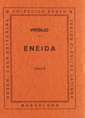 9788471625519: Eneida, II: Introducción, notas y vocabulario por el Rev. R. Torner