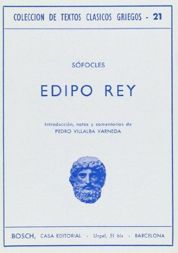 9788471625991: Edipo Rey