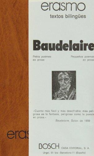 Pequeños poemas en prosa (Paperback): Charles Baudelaire