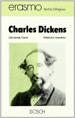 9788471627179: A Christmas Carol / Villancico navideño: Edición a cargo de M.P. García Fernández