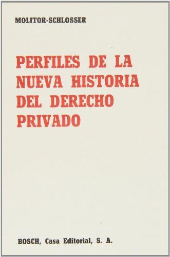 9788471627957: Perfiles de la historia del Derecho privado
