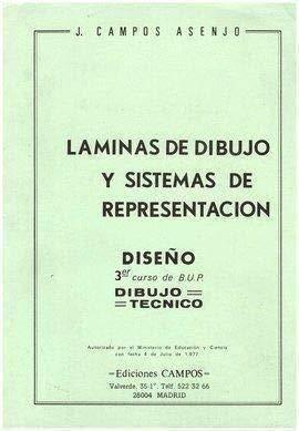 9788471630414: LÁMINAS DE DIBUJO Y SISTEMAS DE REPRESENTACIÓN