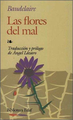 9788471662620: Las flores del mal