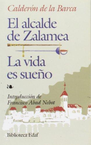 El alcalde de Zalamea: Barca, Pedro Calderon