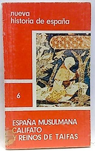 9788471662767: ESPAÐA MUSULMANA,CALIFATO Y REINOS DE TA
