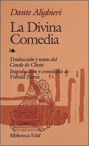 9788471663450: La divina comedia