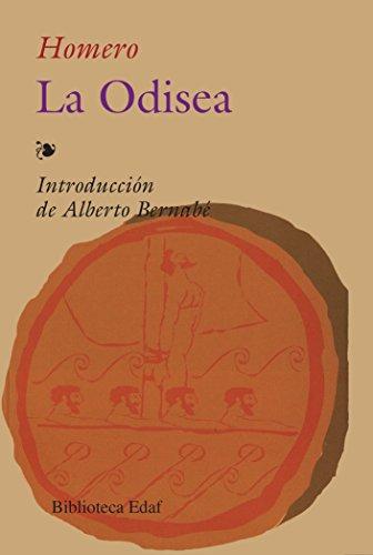 9788471663948: Odisea, La (Biblioteca Edaf)