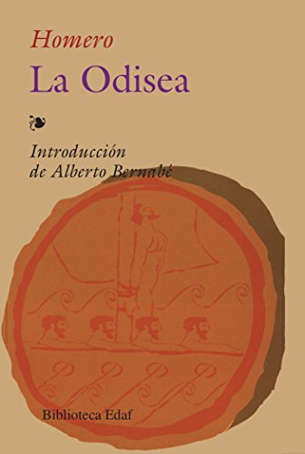 9788471663948: La odisea (Biblioteca Edaf) (Spanish Edition)