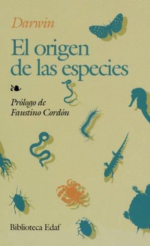 9788471664167: El origen de las especies