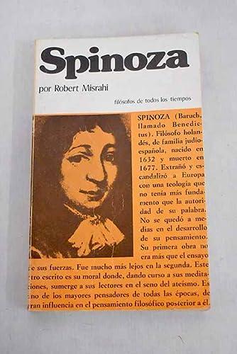 9788471664532: Spinoza