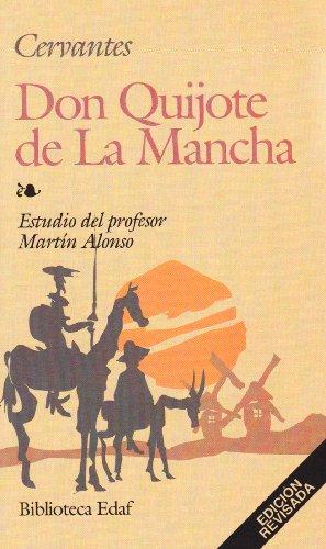 9788471664570: Don Quijote De La Mancha (Biblioteca Edaf)