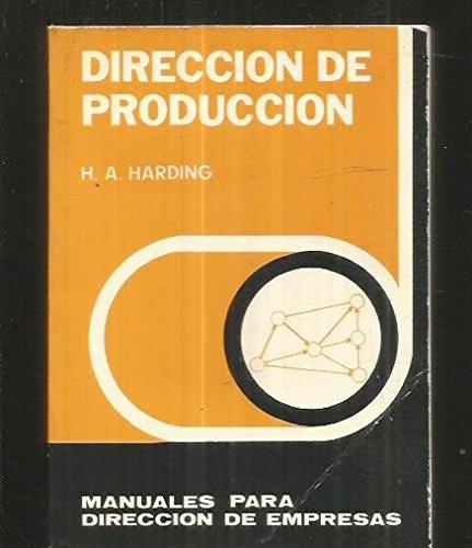 9788471664792: DIRECCION DE PRODUCCION