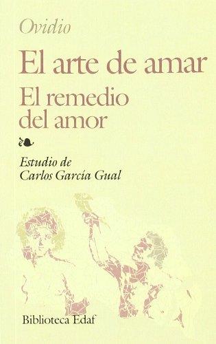 9788471664945: Arte De Amar, El (Biblioteca Edaf)