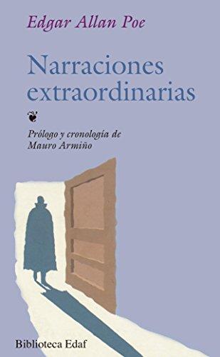 9788471665010: Narraciones extraordinarias