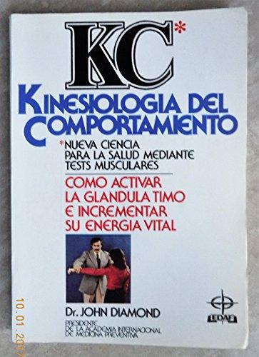 9788471666499: KC Kinesiología del Comportamiento