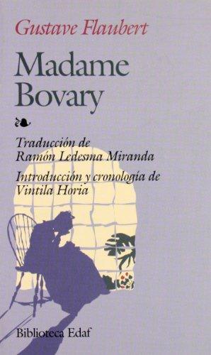 Madame Bovary: Gustavo Flaubert, Gustave