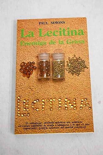 9788471667885: La lecitina