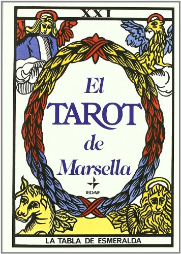 El Tarot de Marsella (Spanish Edition): Marteau, Paul