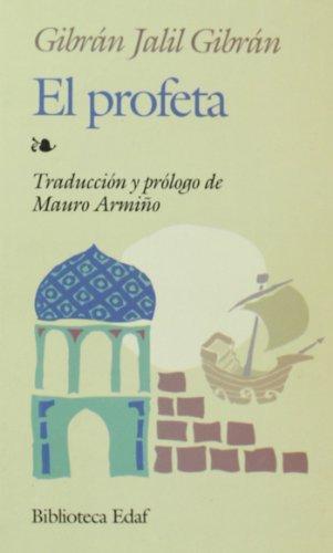 9788471669223: El Profeta Gibran/ The Prophet Gibran