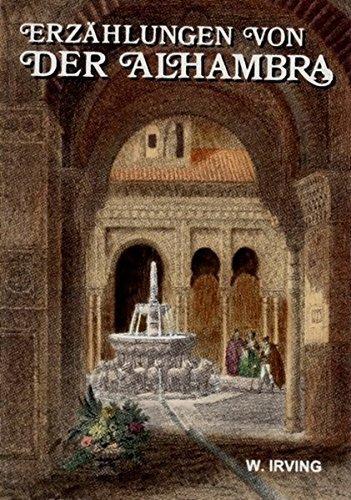 9788471690050: Erzählungen von der Alhambra (Grabados)
