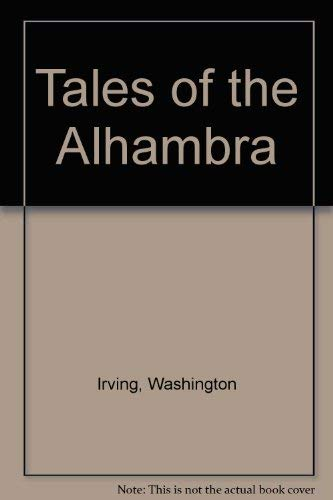 9788471690074: Tales Of The Alhambra