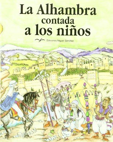 La Alhambra contada a los niños: Ricardo Villa-Real