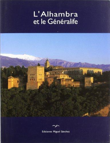 9788471690685: L'Alhambra et le Généralife