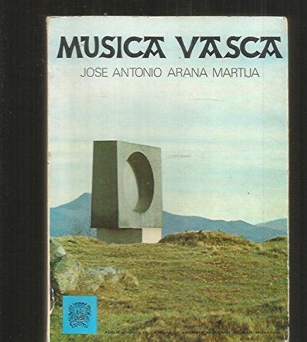 9788471730190: MUSICA VASCA.