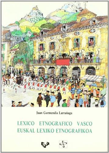 9788471731142: LEXICO ETNOGRAFICO VASCO