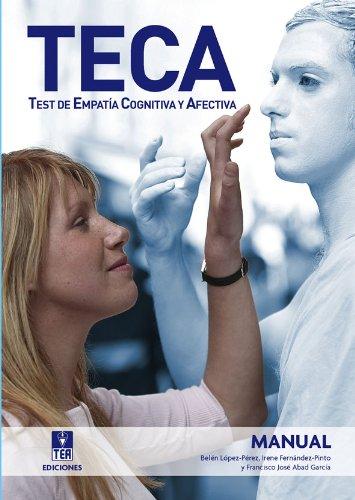 9788471749192: TECA, Test de Empatía Cognitiva y Afectiva (Publicaciones de psicología aplicada)