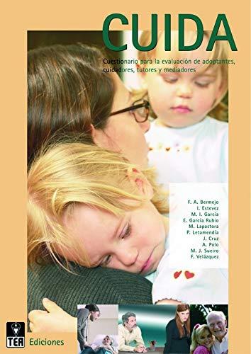 9788471749253: CUIDA: Cuestionario para la evaluación de adoptantes, cuidadores, tutores y mediadores (Publicaciones de psicología aplicada)