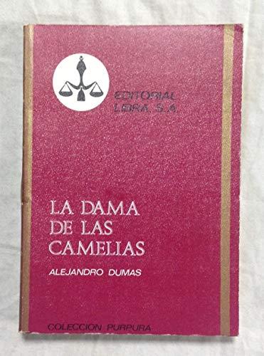 9788471750624: La dama de las camelias