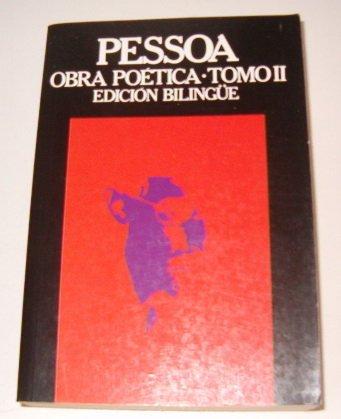 Obra poetica tomo II (8471751836) by Pessoa, Fernando