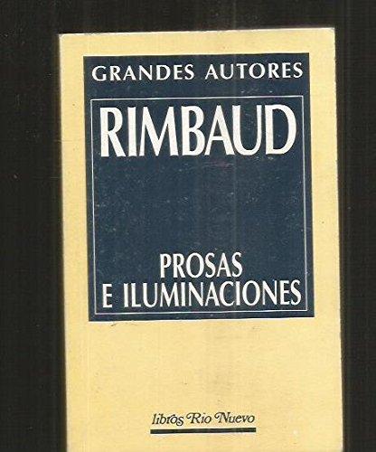 9788471753069: Prosas e iluminaciones