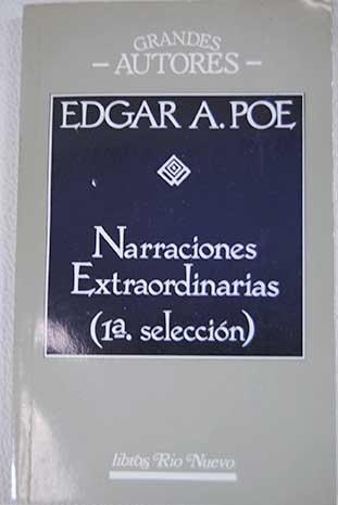 9788471753618: Narraciones Extraordinarias - 5: Seleccion