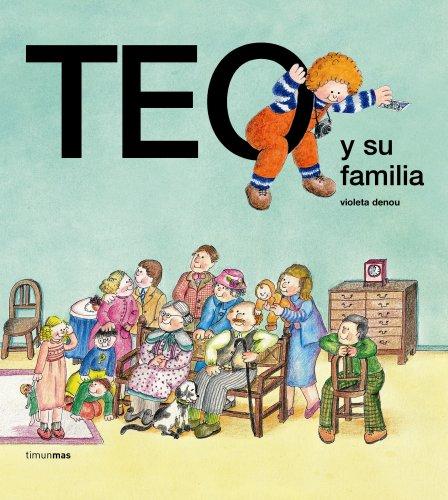 9788471763129: Teo y Su Familia (Spanish Edition)