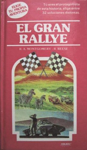 9788471765628: El Gran Rallye (Elige Tu Propio Aventura, 7)