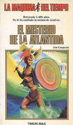 9788471767837: EL MISTERIO DE LA ATLANTIDA (LA MAQUINA DEL TIEMPO)