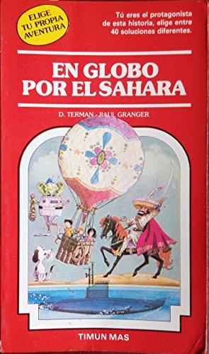 9788471769053: EN GLOBO POR EL SAHARA