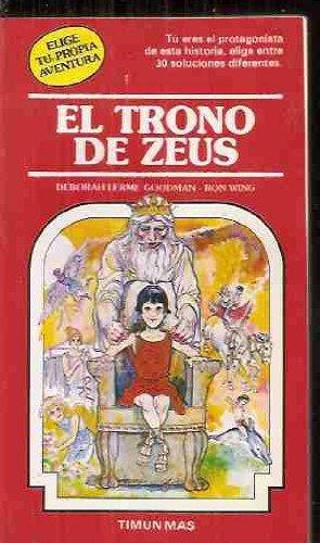 9788471769220 El Trono De Zeus Elige Tu Propia Aventura The Throne