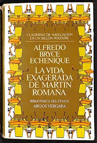 9788471783592: La vida exagerada de Martin Romaña